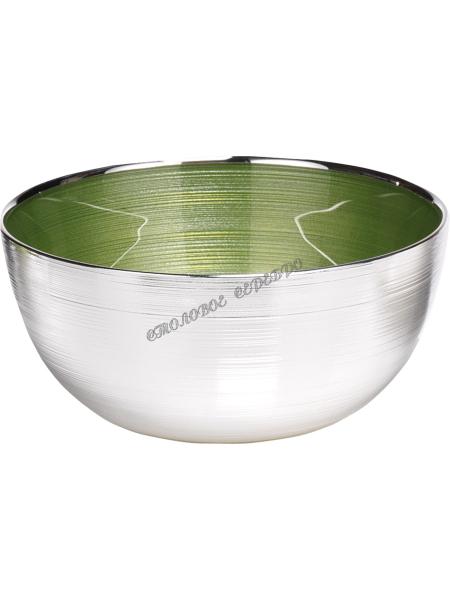 "Чаша ""SINFONIA"" (цвет зеленый) d21см"