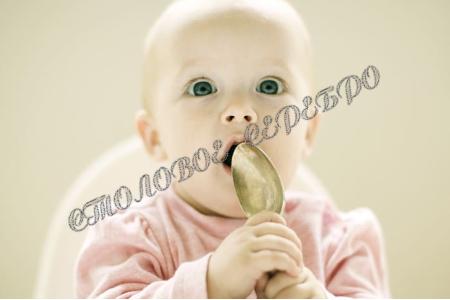 Как выбрать серебряную ложечку малышу?