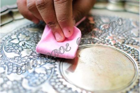 Правильный уход за серебряными изделиями