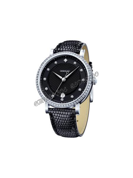 Женские серебряные часы Limited Edition SOKOLOV 102.30.00.001.05.01.2