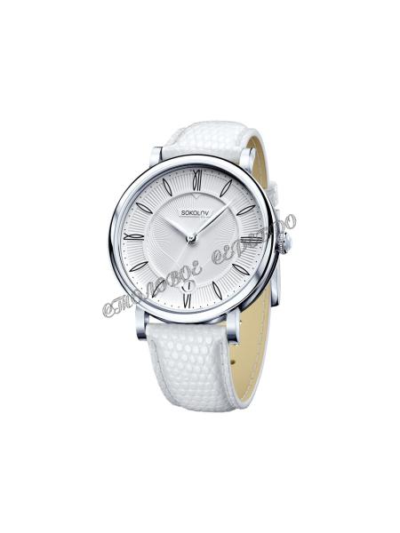 Женские серебряные часы Limited Edition SOKOLOV 103.30.00.000.01.02.2