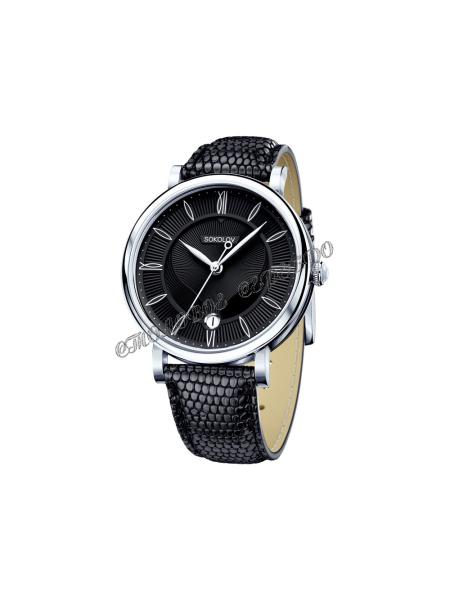 Женские серебряные часы Limited Edition SOKOLOV 103.30.00.000.02.01.2