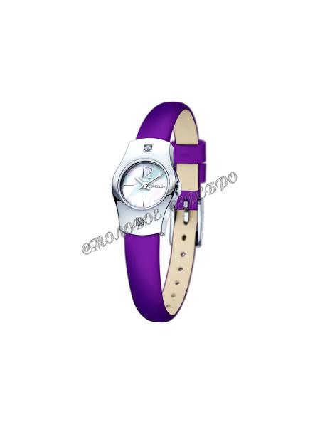 Женские серебряные часы Limited Edition SOKOLOV 123.30.00.001.05.06.2