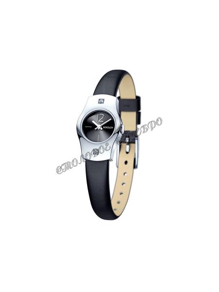 Женские серебряные часы Limited Edition SOKOLOV 123.30.00.001.06.01.2