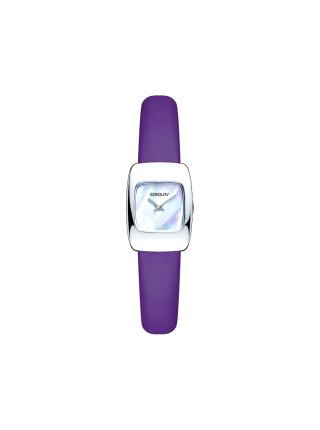 Женские серебряные часы Limited Edition SOKOLOV 124.30.00.000.05.06.2