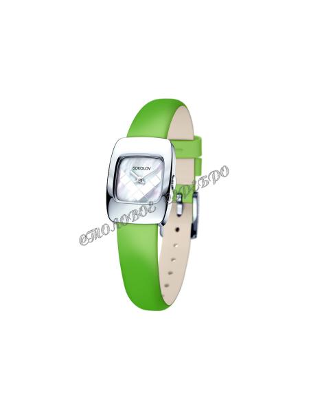 Женские серебряные часы Limited Edition SOKOLOV 124.30.00.000.05.08.2