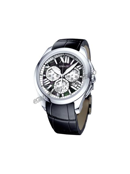 Женские серебряные часы Limited Edition SOKOLOV 148.30.00.000.08.01.2