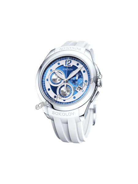 Женские серебряные часы Limited Edition SOKOLOV 148.30.00.000.05.06.2