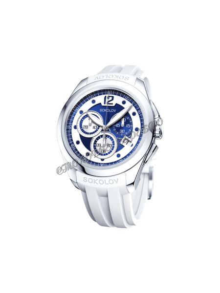 Женские серебряные часы Limited Edition SOKOLOV 148.30.00.000.10.06.2