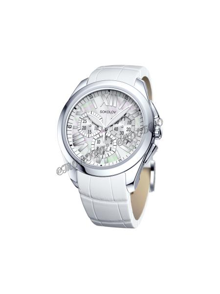Женские серебряные часы Limited Edition SOKOLOV 148.30.00.000.07.02.2
