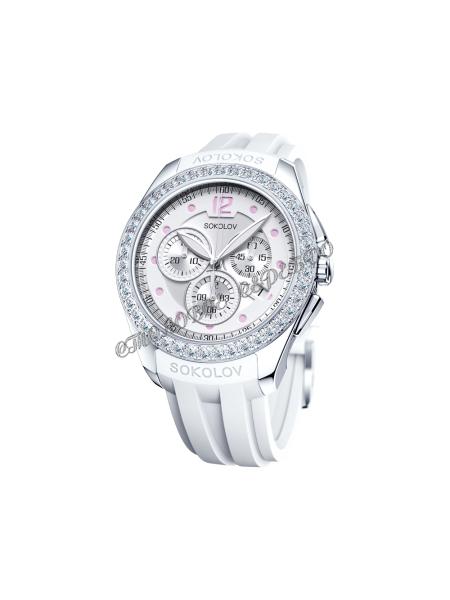 Женские серебряные часы Limited Edition SOKOLOV 149.30.00.001.01.06.2