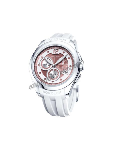 Женские серебряные часы Limited Edition SOKOLOV 148.30.00.000.03.06.2