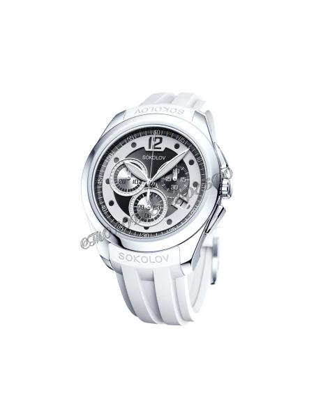 Женские серебряные часы Limited Edition SOKOLOV 148.30.00.000.04.06.2