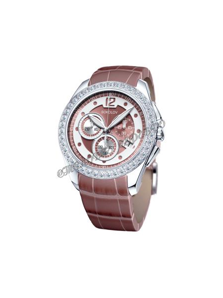 Женские серебряные часы Limited Edition SOKOLOV 149.30.00.001.03.05.2