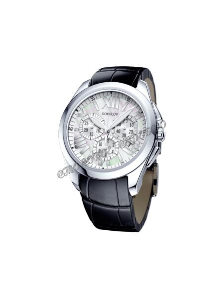 Женские серебряные часы Limited Edition SOKOLOV 148.30.00.000.07.01.2