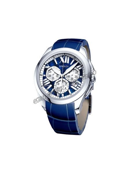 Женские серебряные часы Limited Edition SOKOLOV 148.30.00.000.09.04.2