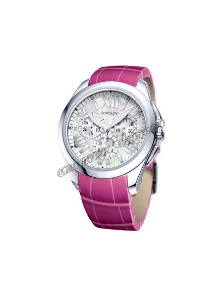 Женские серебряные часы Limited Edition SOKOLOV 148.30.00.000.07.03.2