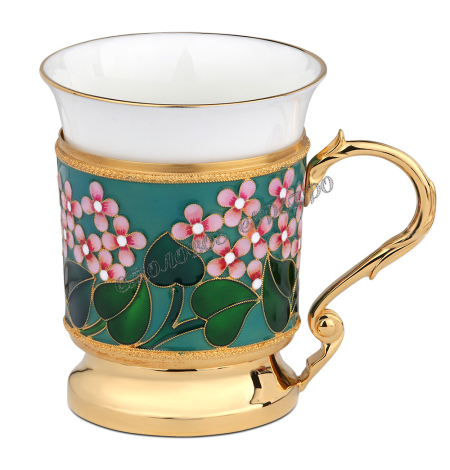 "Чашка ""Сирень"" 42517000000"