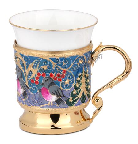 """Чашка """"Снегири"""" 42509000000"""
