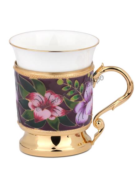 Чашка с эмалью  42507
