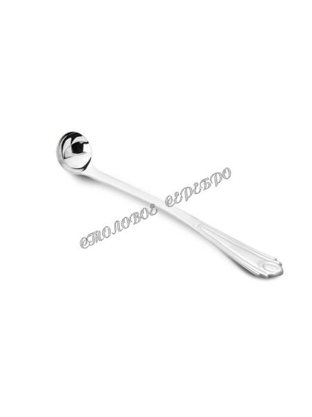 Серебряная ложка для специй из набора «Классический»
