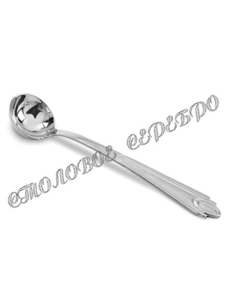 Серебряная ложка для соли из набора «Классический»