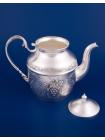 Серебряный чайник №21