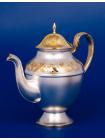 Серебряный чайник №22