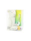 Детский набор с ложкой и мягкой игрушкой от SOKOLOV  24097