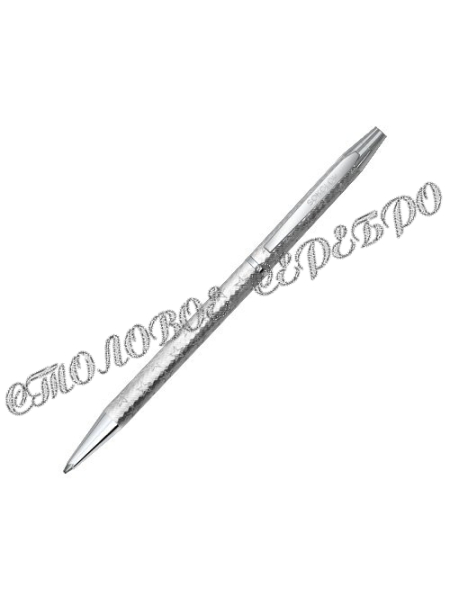 Серебряная ручка SOKOLOV 94250011