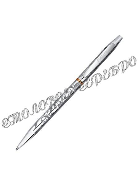 Серебряная ручка SOKOLOV 94250014
