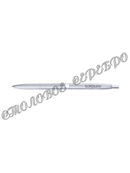 Серебряная ручка SOKOLOV 94250040