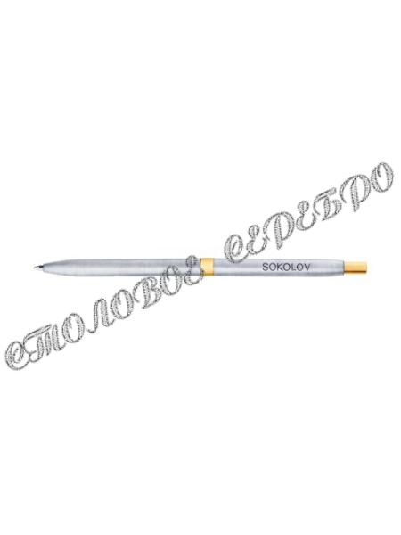 Серебряная ручка SOKOLOV  94250041