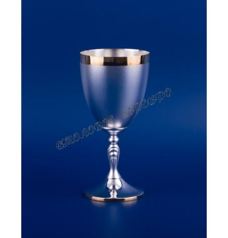 Серебряная рюмка для водки № 39