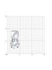 Комплект (серьги, кольцо и подвеска) из серебра со Swarovski Zirconia 4